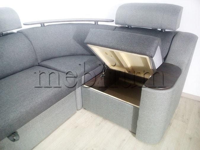 Угловой диван Марс универсал -3 Ниша для белья