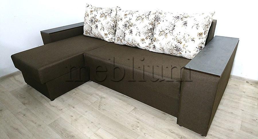 Угловой диван Мастер -89 Braun