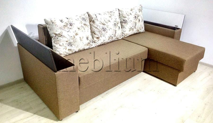 Угловой диван Мастер -89 Быльца ниши